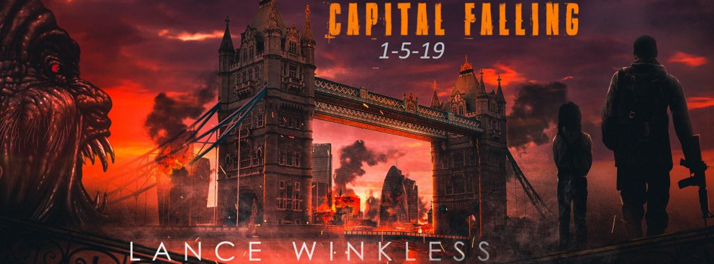 Capital Falling the fight against the Apocalypse in London